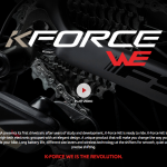 FSAの新型電動コンポK-Force WEが遂に発表!