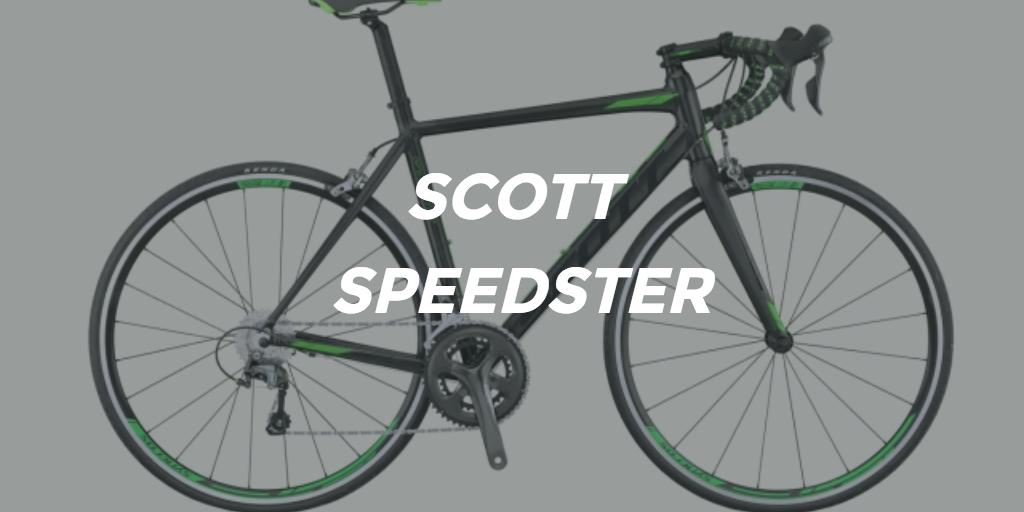 15万のエアロなロードバイク スコット スピードスター10
