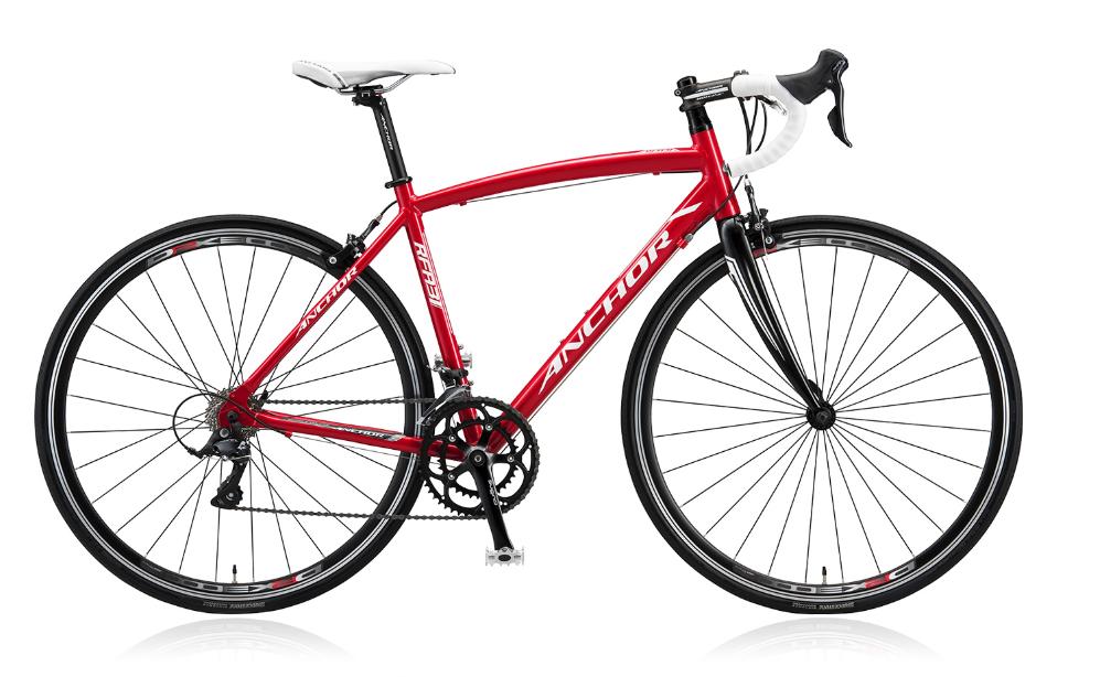 新型ソラ搭載の10万円ロードバイク「アンカー RFA3 EX」