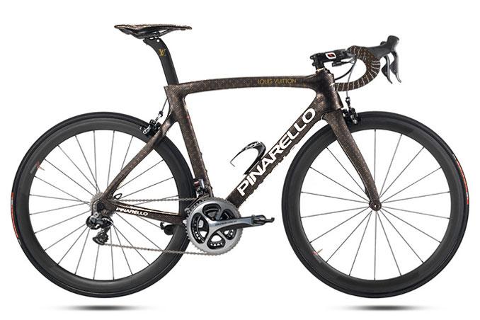 ヴィトン×ドグマ LVMHが高級自転車ブランドのピナレロを買収へ