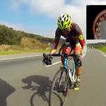 TREKのエアロロードバイクで時速140kmを叩き出すスペイン人