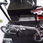 6.7kg!超軽量折りたたみ自転車ルノーマグネシウム6が新登場
