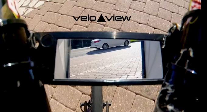 ロングライドを楽にするアイディア商品「VeloView Prism」
