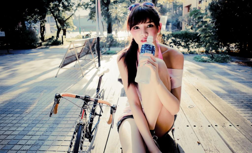 自転車女子は夜も健康?ロードバイクと性欲の関係性