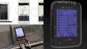 2万円でナビするコスパ最強GPSサイコン「ブライトン Aero60」