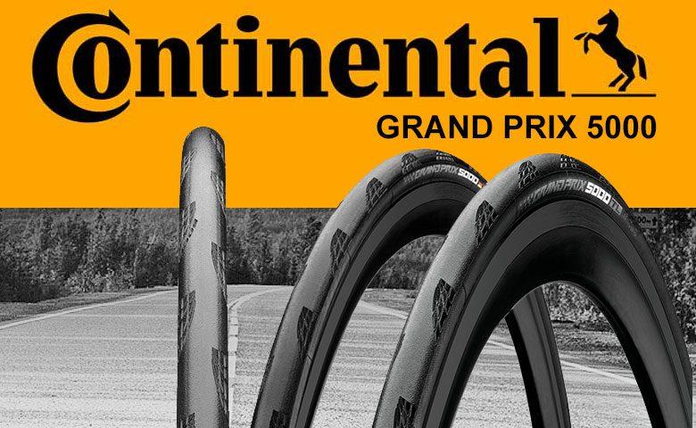 Continental Grand-Prix 5000