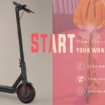 Xiaomi電動スクーター