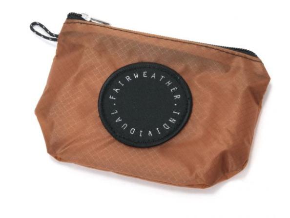 FAIRWEATHER packable sacoche3