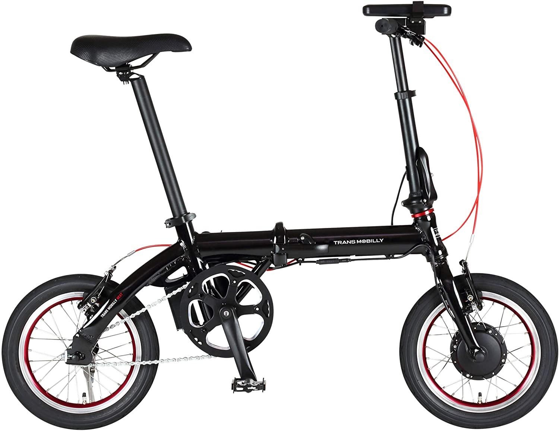 トランスモバイリー電動アシスト自転車