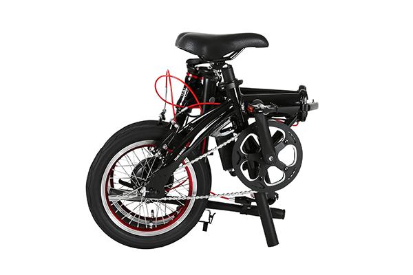 TRANS MOBILLY NEXT 140 folding e-bike