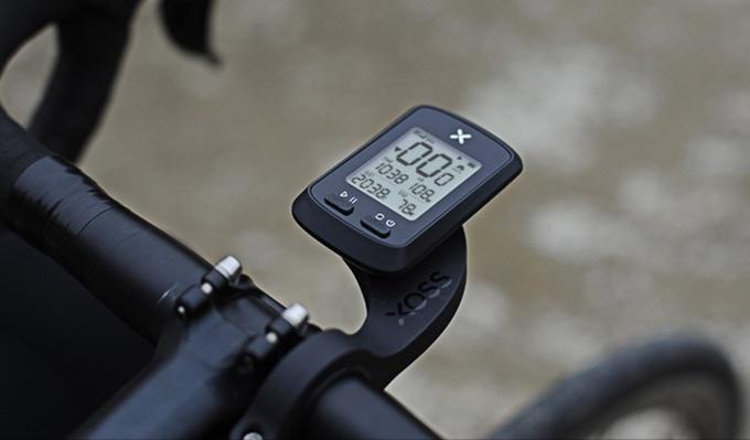 Xoss G+ GPSサイコン