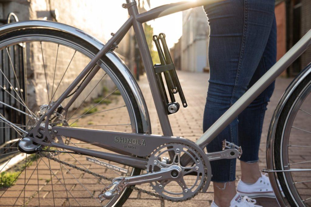自転車鍵 ボトルケージ