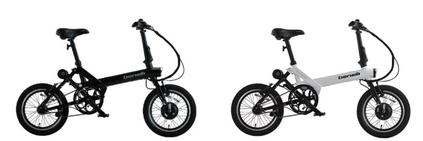benelli e-bike mini Fold 16