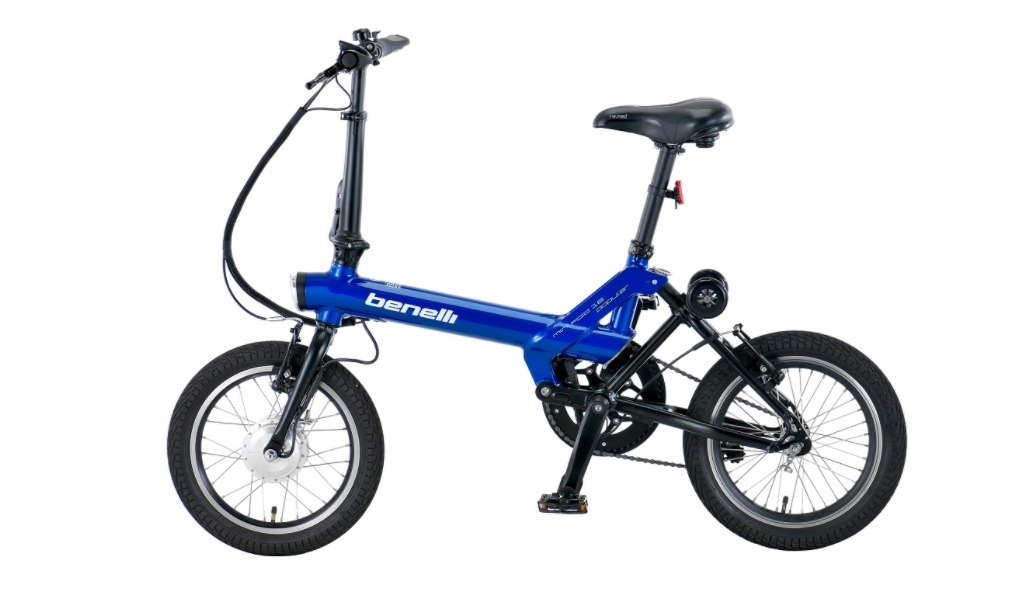 benelli e-bike mini Fold16 popular 2020