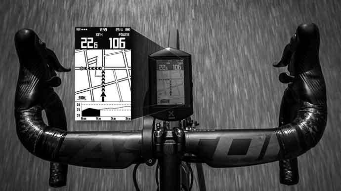 1万円以下GPSサイコン