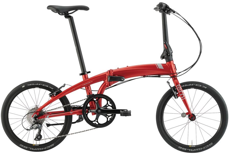 Tern Verge N8 2021 foldingbike