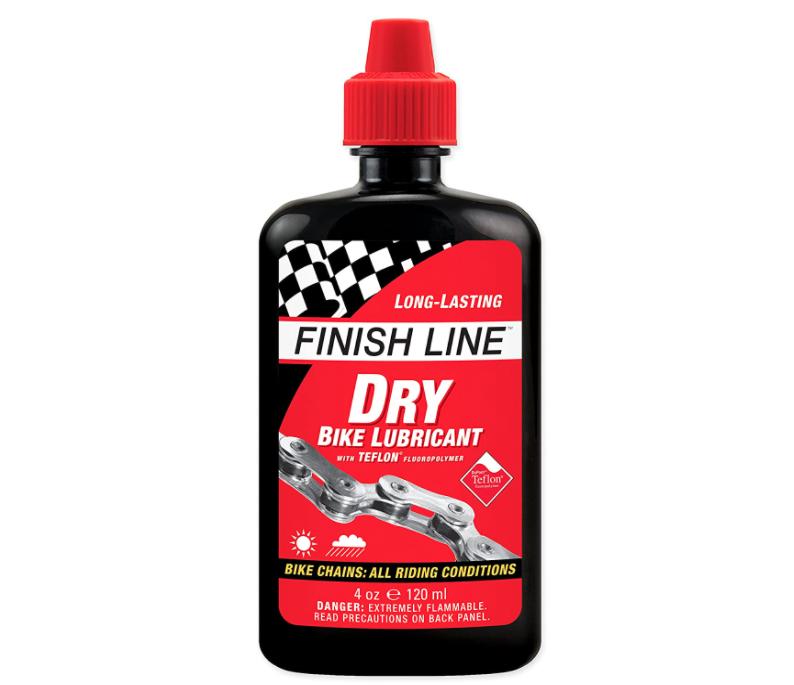 FinishLine dry