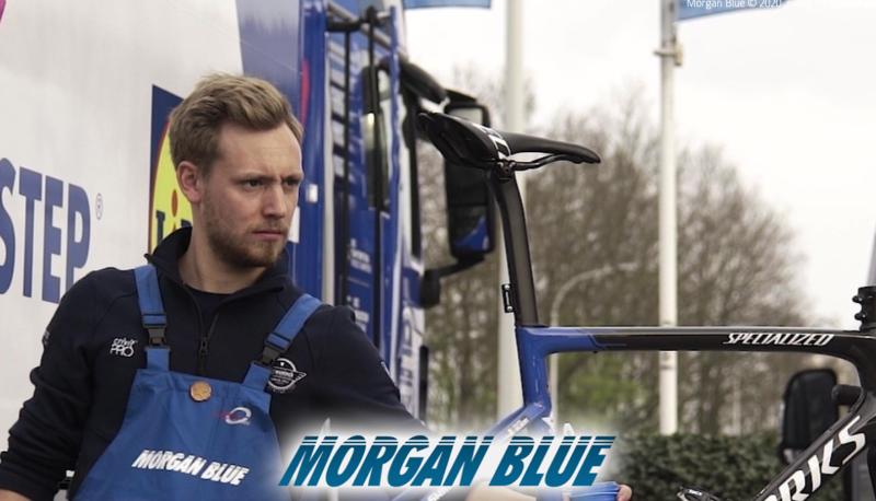 MORGAN BLUE road bike