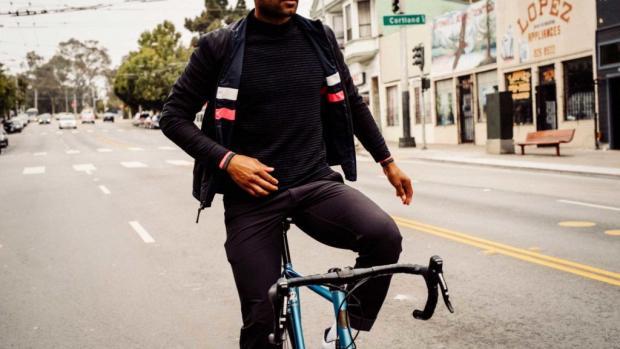 自転車ファッションおしゃれ Rapha