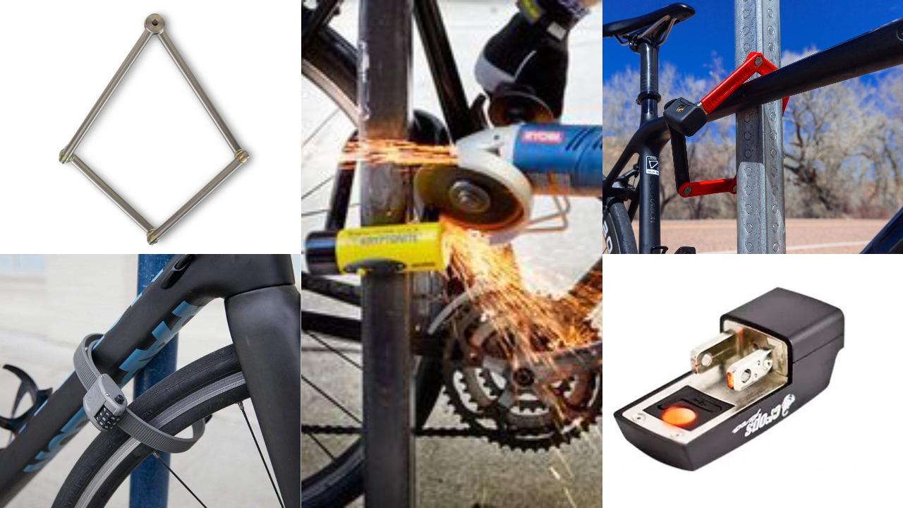 おすすめ自転車鍵10選|ロードバイク盗難対策とロック方法