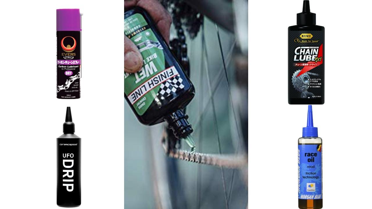 自転車チェーンオイルおすすめ10ブランド|ロードバイクの注油&洗浄方法