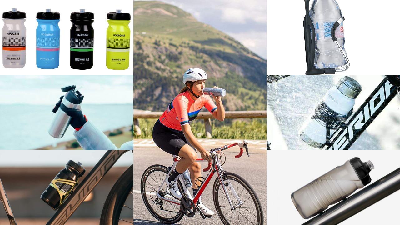 ロードバイクにおすすめなサイクルボトル13選 保冷ボトルや選び方を徹底解説