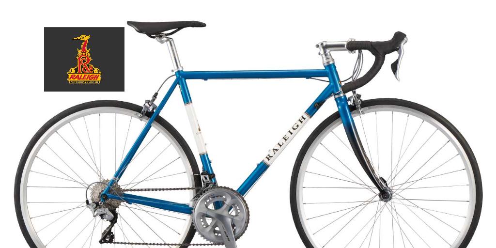 RALEIGH【ラレー】クロモリロードバイクおすすめまとめ2021