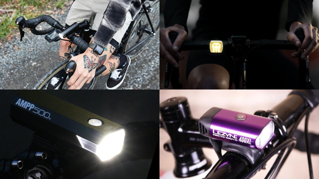 明るい自転車ライトおすすめ18比較最新【ロードバイクライト】