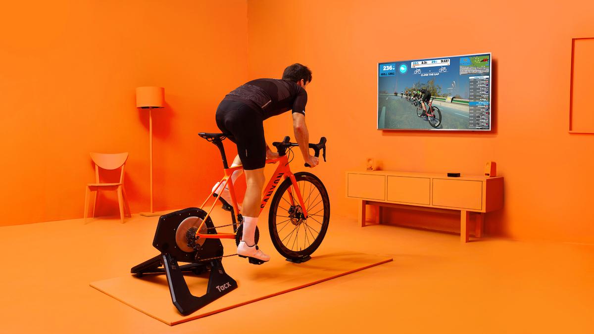 【ズイフトの始め方】家がジムになる!自転車ローラーアプリZWIFT